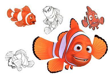 Finding Nemo (Marlin)