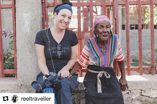 Behind every photo there is a story. Thank you @reeltraveller for taking the time to share the story behind this picture. At Filmtools we support our customers and its always special to be updated on how you are using our gear in the field. #staycreative #motivationalstory #Repost @reeltraveller  We may not have understood each other. We just knew to be kind. . While filming for @hopesmiles_org in the village this sweet lady came up to me and held my face then grab my hand and had me sit…