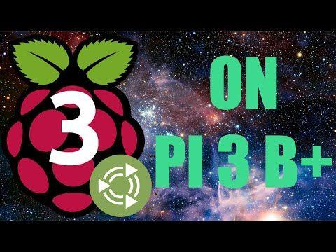 Installing Ubuntu Mate on the Raspberry Pi 3 B+ - Spooky