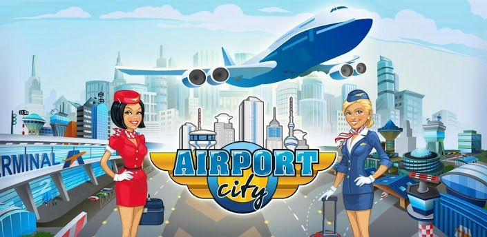 Airport City v1.93 Mod (Unlimited Money) - Frenzy ANDROID - games and aplications