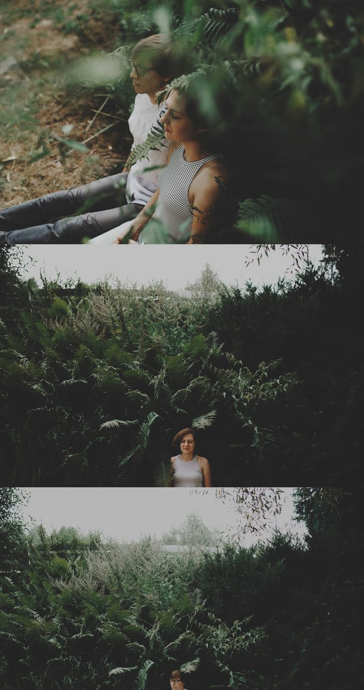 Love in ferns.  #engagement #photoshoot #pikselove #couple #love