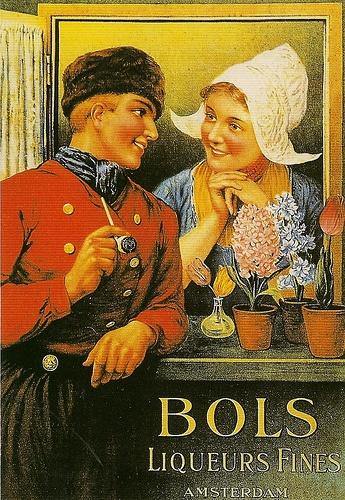 Bols ad by Niepi, via Flickr #NoordHolland #Volendam