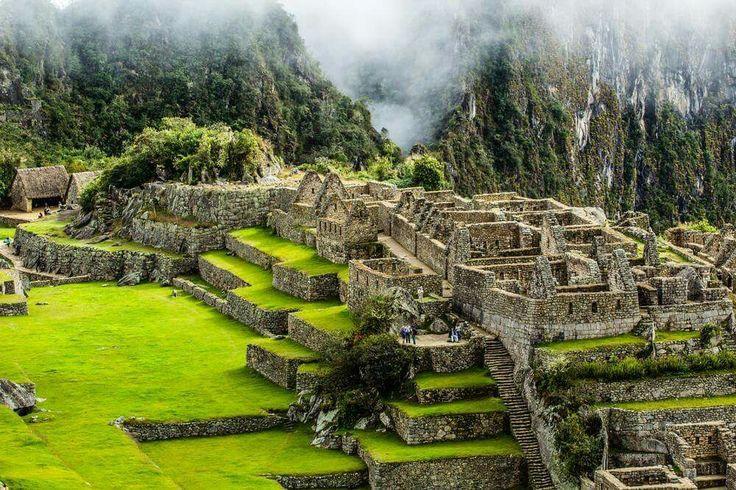 Μάτσου Πίτσου Περού