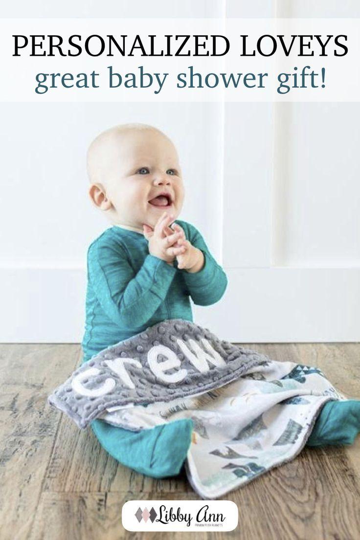 Adventure Awaits Gray Personalized Baby Boy Blanket Baby Boy