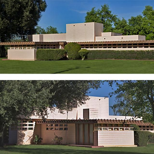219 best frank lloyd wright et al images on pinterest House modesto