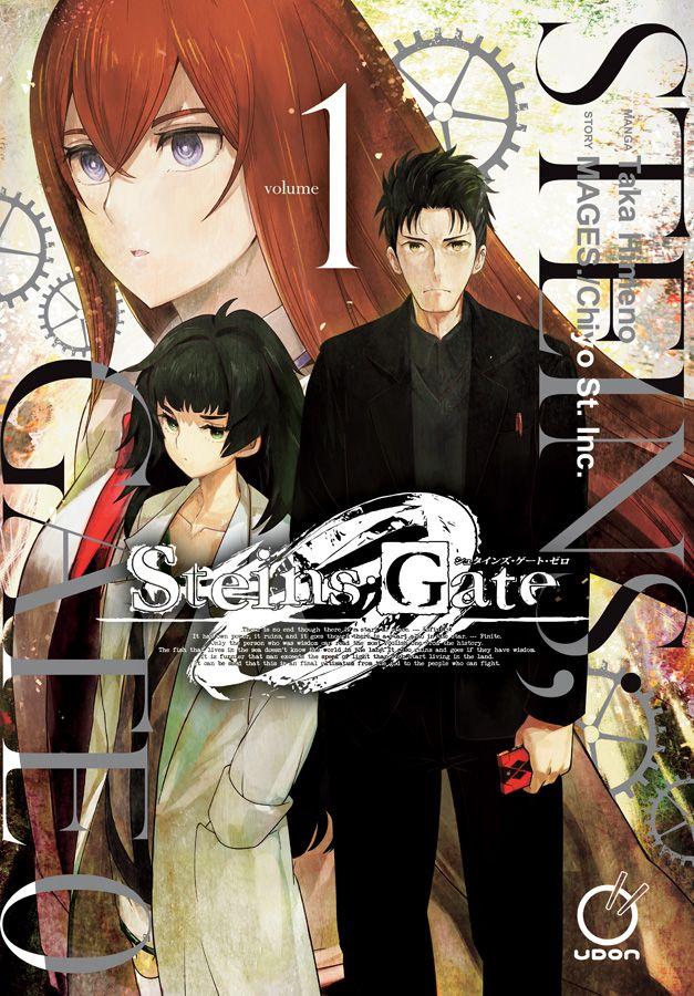 steins gate 0 manga series to be