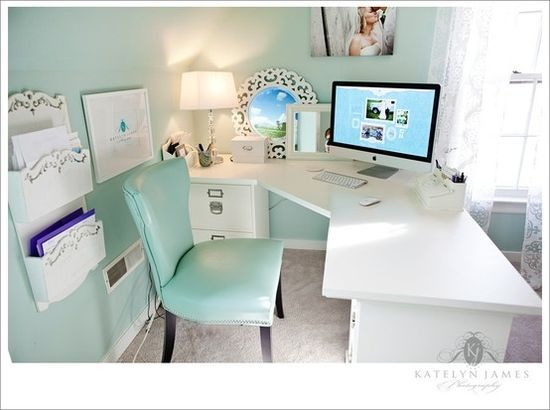 """Your Working Design Collections: This is what I want my """"office wall"""" in my bedroom to look like (minus the stenciled wall)...."""