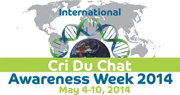 Cri Du Chat Syndrome International Awareness Week 2014