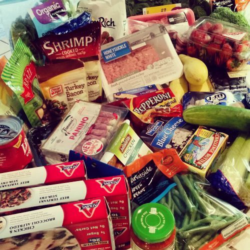 Sugar Free Like Me: Low Carb Grocery List