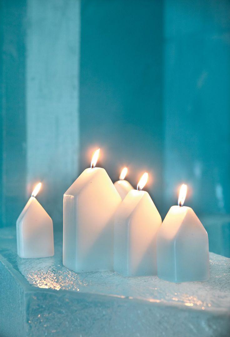 Kannst du besser zeigen, wo du Zuhause bist? Kerzen, Dekoration, Affari
