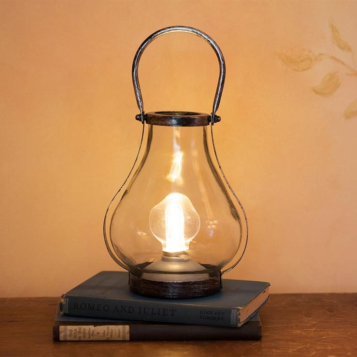 Battery Operated Edison Bulb Lamp: Best 25+ Battery Powered Lanterns Ideas Only On Pinterest