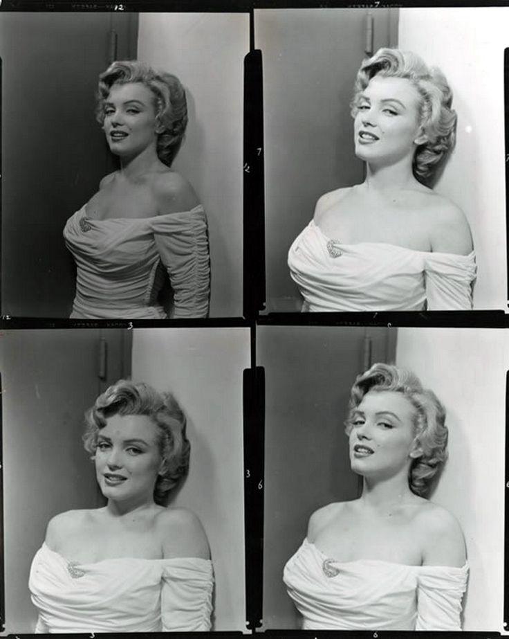 marilynmonroevideoarchives: Marilyn Monroe 1952. Taken by Philippe Halsman