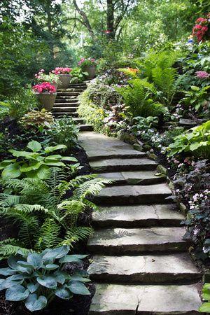 The 25 best Garden stairs ideas on Pinterest Landscape steps