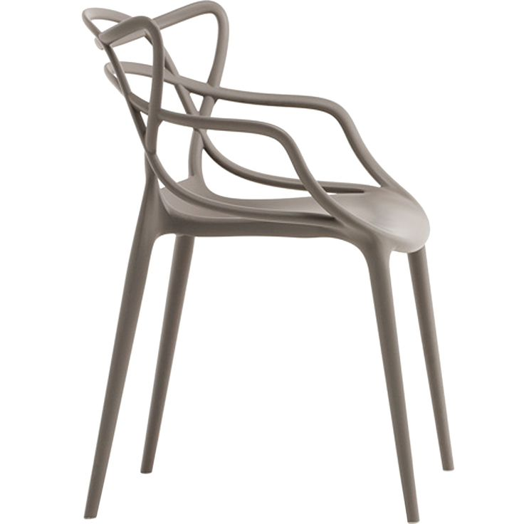 Masters stol, grå i gruppen Møbler / Stoler / Stoler hos ROOM21.no (103468)