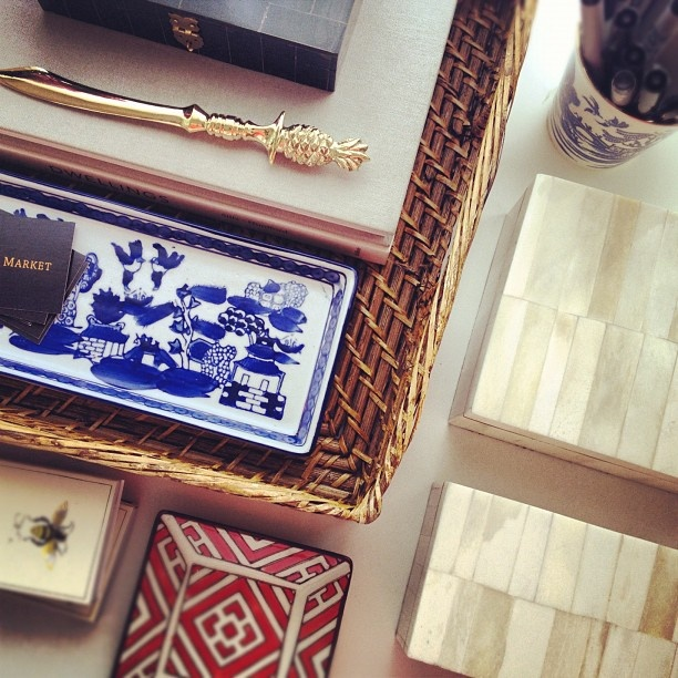 details: Office, Desk Life, Blue, Coffee Table Vignettes, Desk Vignette, Details Styling, Displaying Accessories Details