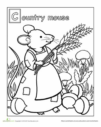 15 best Town mouse and Country mouse images on Pinterest