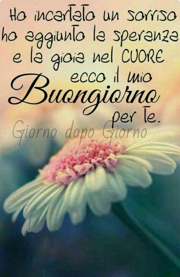 Pin von Anna Aldeghi auf italienisch: guten Morgen in 3