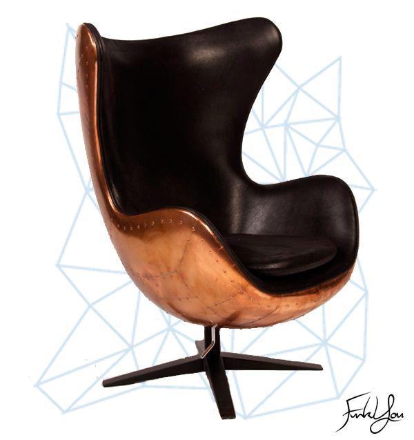 The Dictator Chair - Copper. www.funkyou.com.au