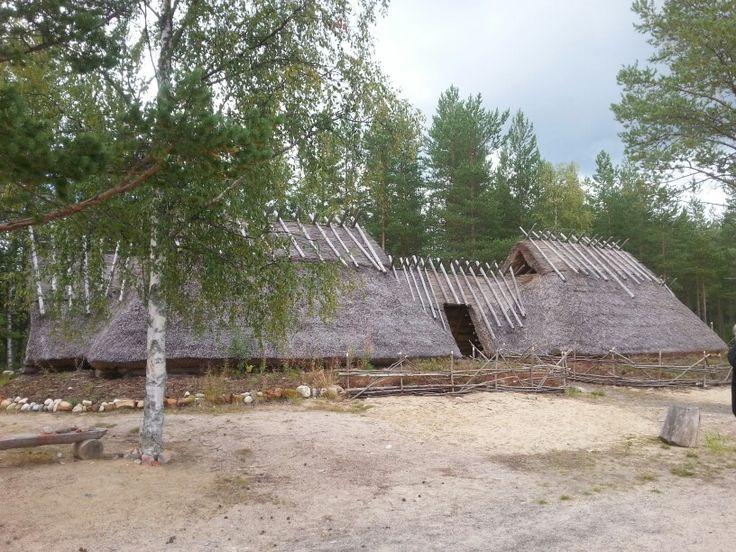 Kierikkikeskus Stone Age Centre