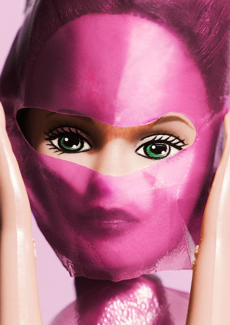 Fine Art Photography IconicB Sony barbie model alberto alicata