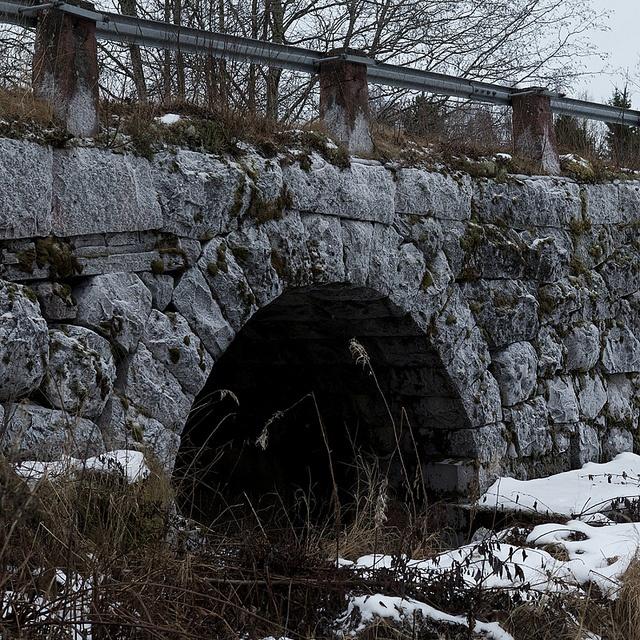 Stenbro i Våmhus