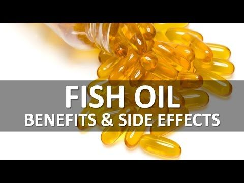 1000 ideas about fish oil side effects on pinterest