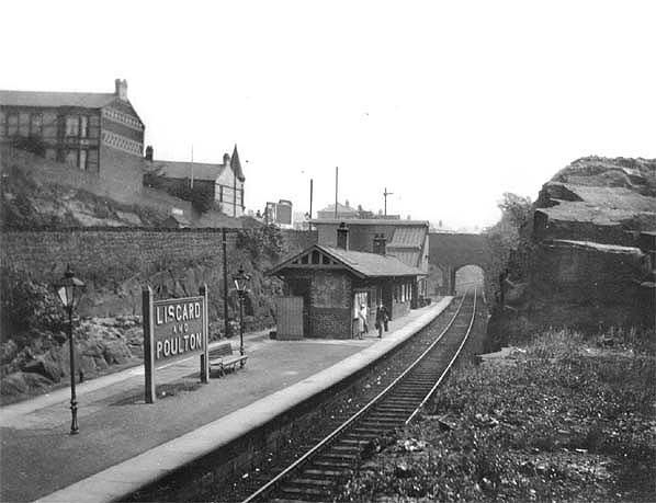 Disused Stations: Liscard & Poulton Station