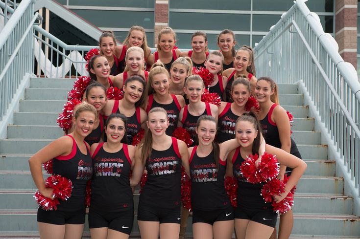 Dance Team! Photo By Photography by Amy Mildren
