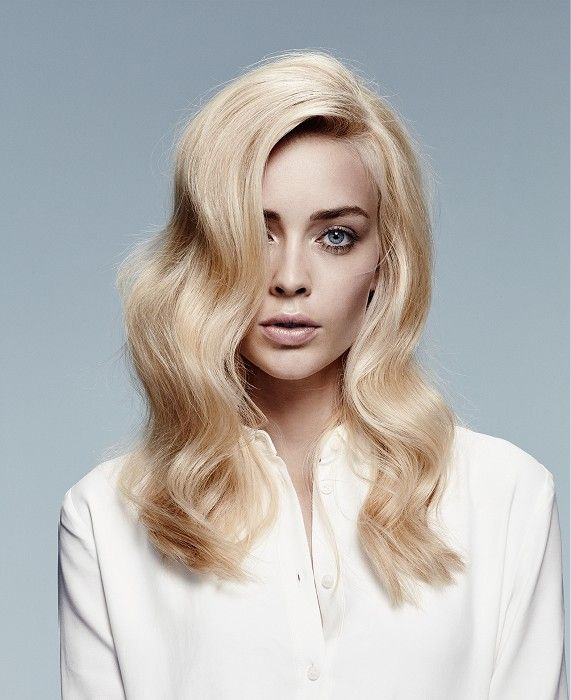 Jean Marc Maniatis Long Blonde Hairstyles