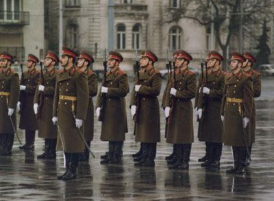Magyar Néphadsereg 7015 Dísz -és őrezred / Hungarian People's Army 7015th ceremonial regiment