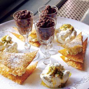 Recept - Grand dessert met 3 variaties - Allerhande