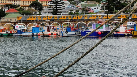 Kalk Bay Harbour in winter – flickr pic of the day – Cape Town Tourism