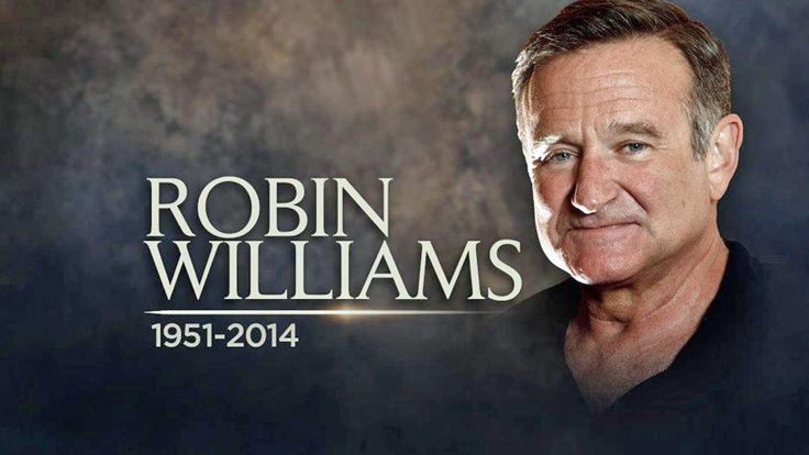 Robin Williams found dead at 63 of suspected suicide. Rest in peace, Robin ❤️