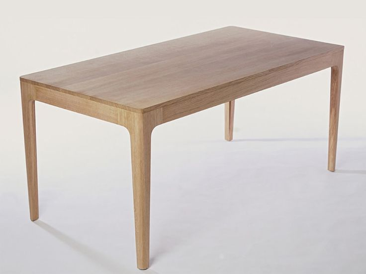 Home Dining Table - Oak Top | isokon plus