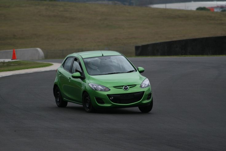 Factory Stock Mazda 2 @ SMP