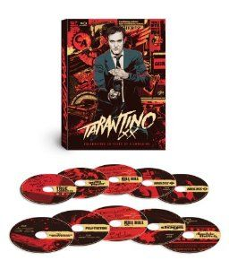 Tarantino blu ray collection