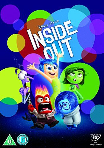 41. Inside Out (Pete Docter, 2015)