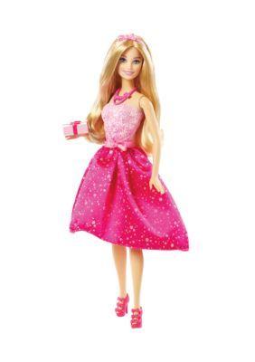 Mattel Barbie Happy Birthday Doll - Assorted - No Size
