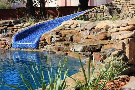 46 best images about diving rock on pinterest natural - Used swimming pool slides for inground pools ...