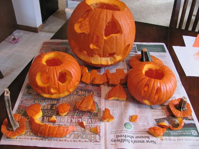 The Chocolate Muffin Tree: Pumpkin Puzzles