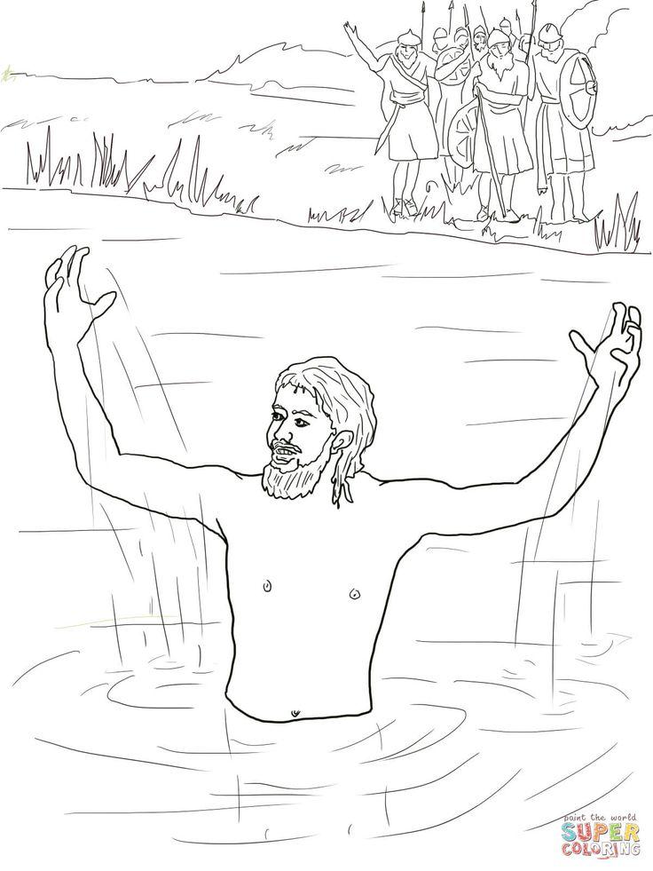 Mejores 50 imágenes de Naaman en Pinterest | Jefe, Artesanía biblica ...