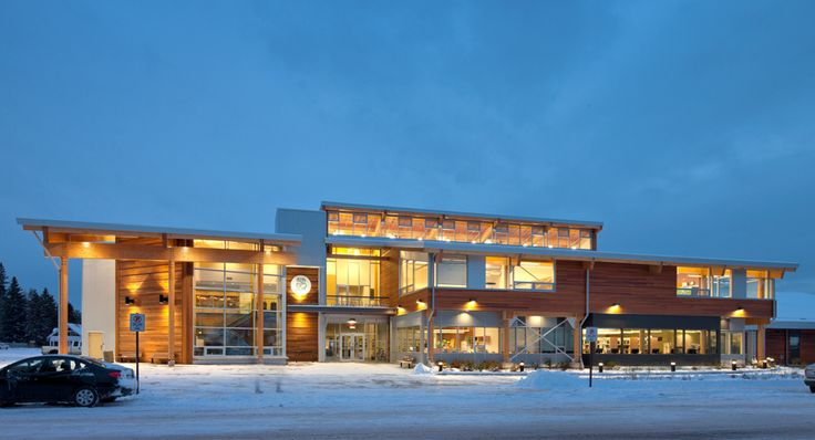 Northwest Community College, Smithers, B.C. #CEIArchitecture