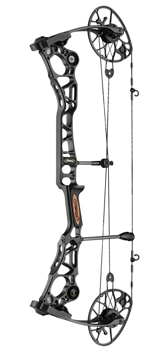 Mathews Halon 7, still trying to get over the short limbs on all these new bows lol