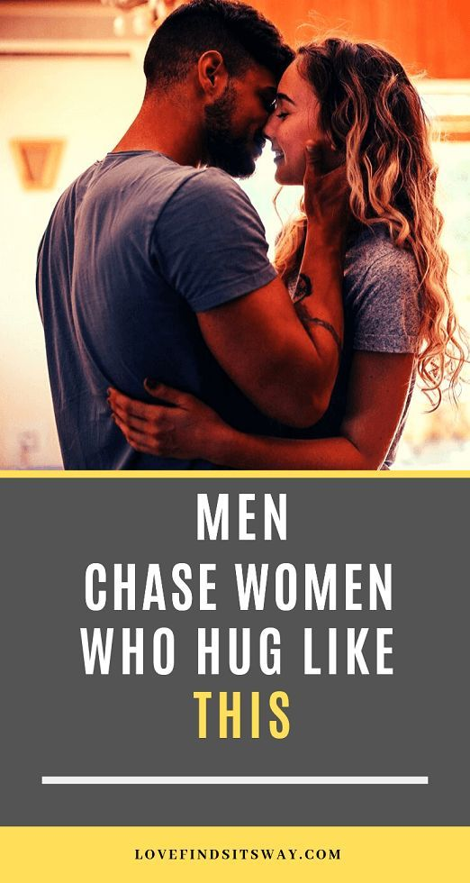How to Hug a Guy Romantically & Keep Him in Love With You