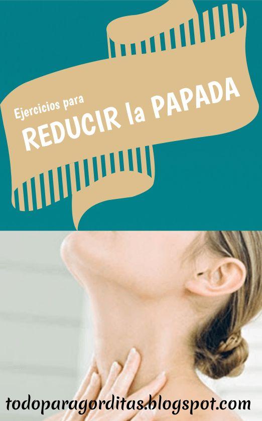 #video EJERCICIOS PARA REDUCIR LA PAPADA #ejercicios #papada