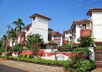 Goa Clark Villa in Goa
