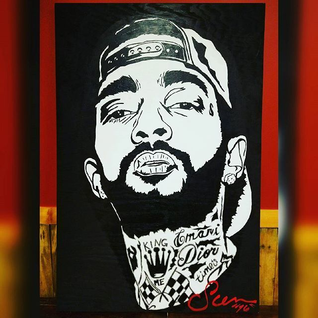 Nipsey Hussle Nipseyhussle Medium Special Blend Of