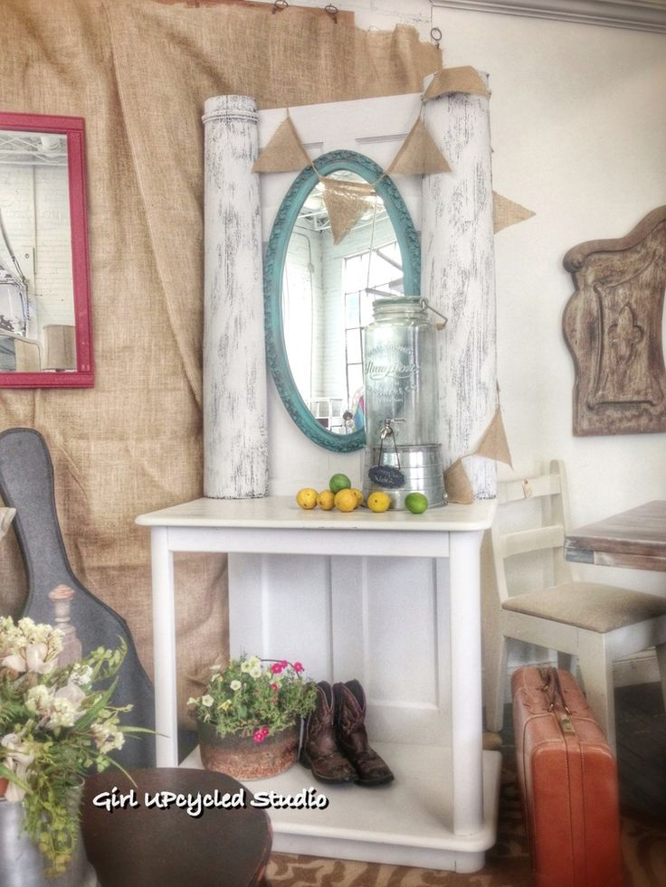See More UPcycled Items At Girlupcycled Studio.com · Upcycled FurnitureAntique  Furniture
