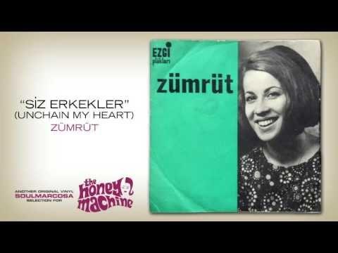 ✿ ❤ Perihan ❤ ✿ ♫ ♪ Zümrüt - Siz Erkekler (orjinal plak kayıt 1968)(Ray Charles - Unchain My Heart - Turkish version)