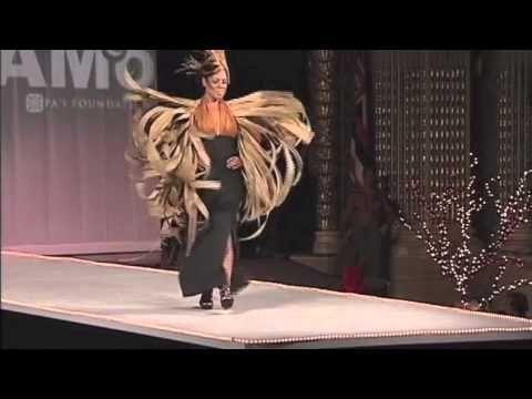 MAMo Wearable Art Show:  Carrington Manalolana Yap (Baba) - 2011